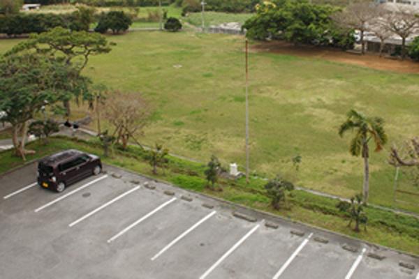 駐車場についての画像