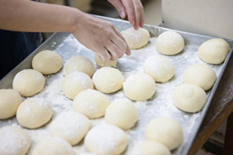 パン製造の画像